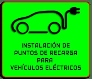 instalación de punto de recarga para vehículos electricos en el garaje yance renovables
