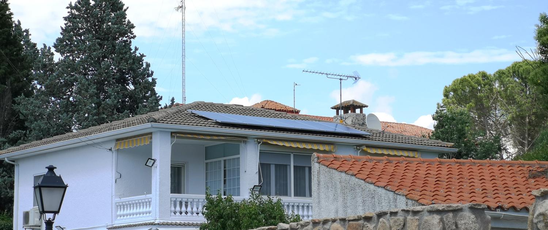 Proyecto 9 Instalación de 2,4Kw en Villamanta Yance Renovables